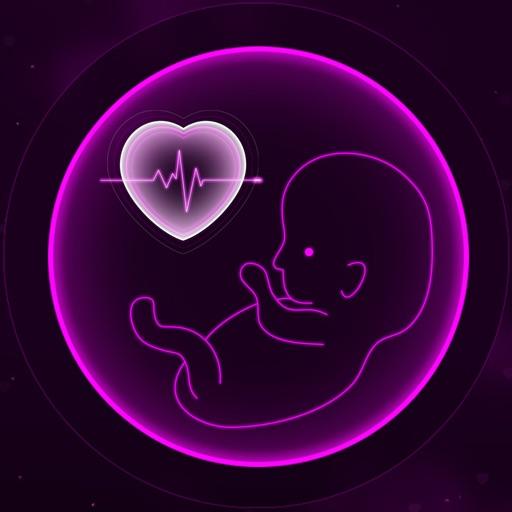 Baby Heartbeat Monitor Fetal Heart Beat Doppler By Master
