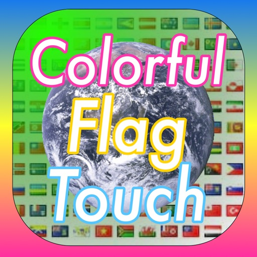 Colorful Flag Touch