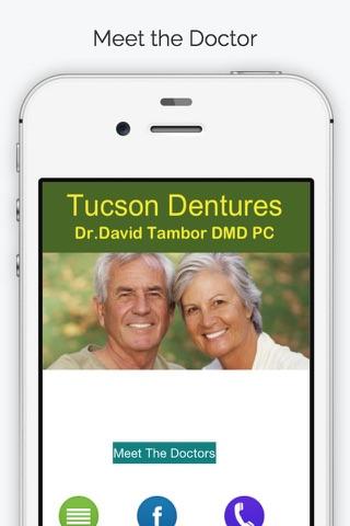 TucsonDentures - náhled