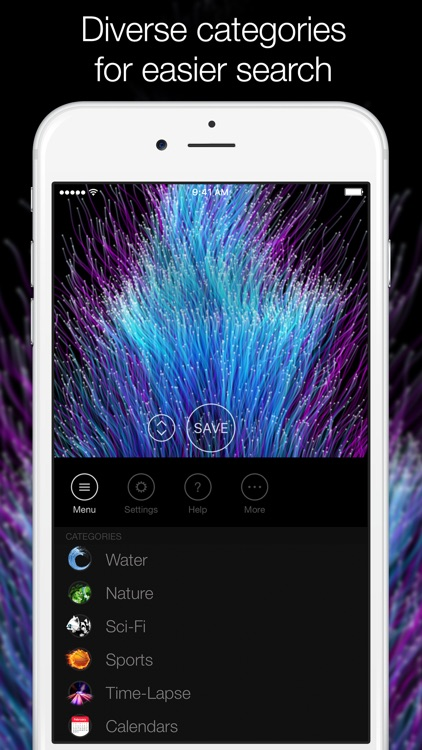 Live Wallpapers for Me - Cool Moving Backgrounds screenshot-3