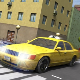 City Taxi Parking 3D Game