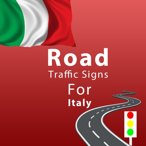 Italy Road Traffic Signs