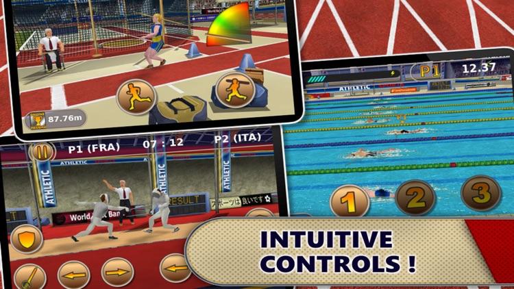 Athletics: Summer Sports (Full Version) screenshot-3