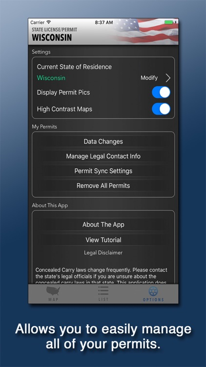 Concealed Carry App - CCW Permit Law & Reciprocity screenshot-4