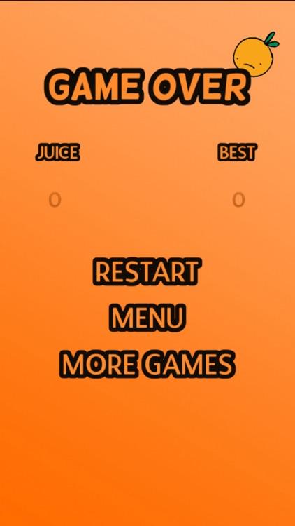 Jumping Orange - Beat The OJ Orange Juice! screenshot-4
