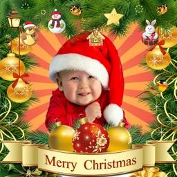 Christmas Photo Frame 2016