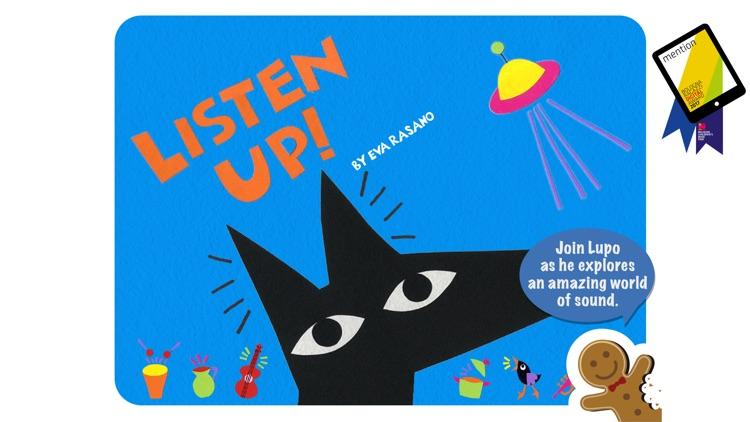 Con Le Orecchie Di Lupo - Read, Play and Listen.