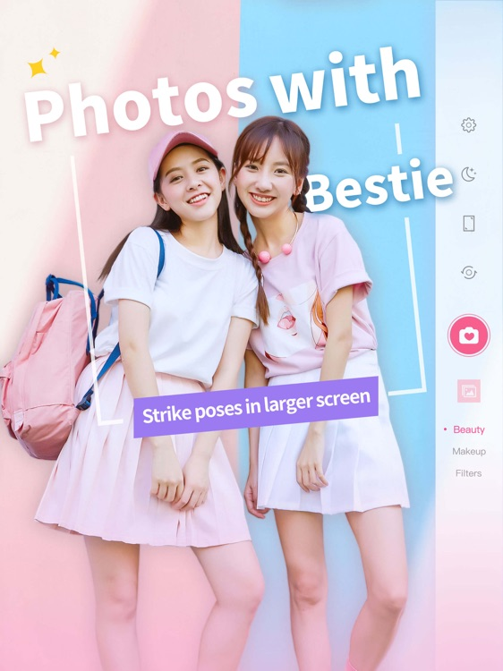 BeautyCam-HD screenshot-2
