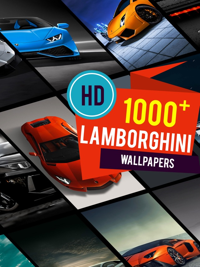 Amazing Sports Car Lamborghini HD Wallpapers 4+