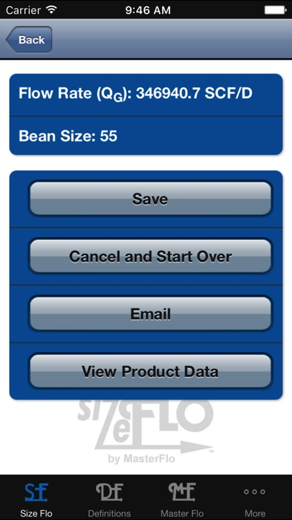 Size Flo screenshot-3