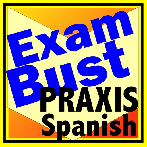 Praxis II Spanish Prep Flashcards Exambusters