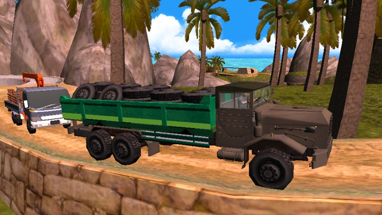 Truck Transporter Simulator 2017 screenshot-1