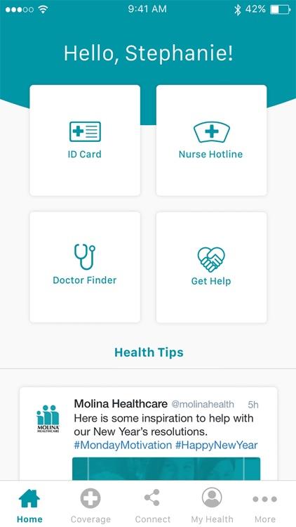 Molina HealthinHand