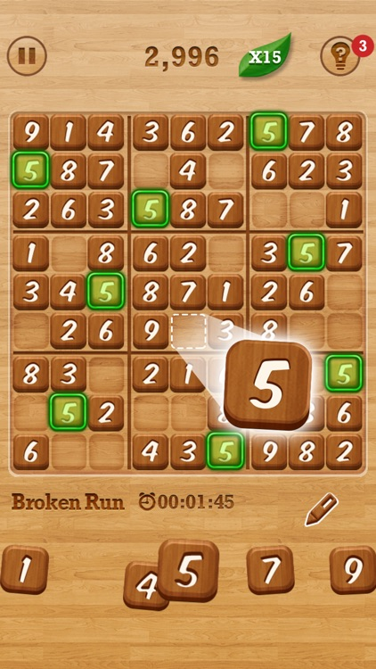 Sudoku Cafe screenshot-0