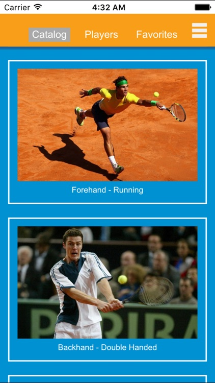 TennisPic - Gallery of Amazing Tennis Shots
