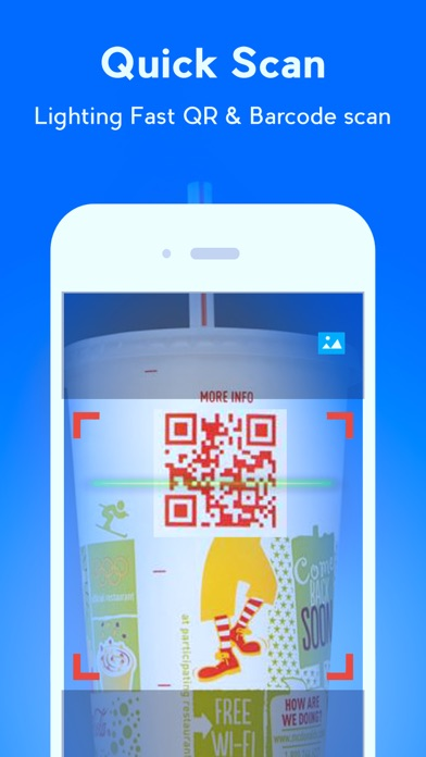Screenshot #6 for QR Code Reader - QR Scanner & QR Code Generator