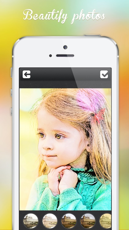 Photo Editor - Picture Filters Blur Effects Cam