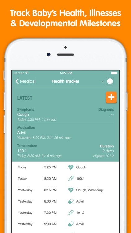 Sprout Baby (Feeding, Sleep & Health Tracker) screenshot-4
