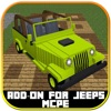 AddOn for Jeeps for Minecraft PE - iPadアプリ