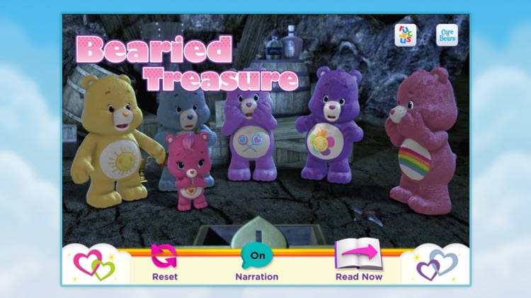 Care Bears: Bearied Treasure screenshot-0