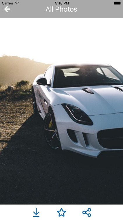 HD Car Wallpapers - Jaguar F-Type Edition screenshot-4