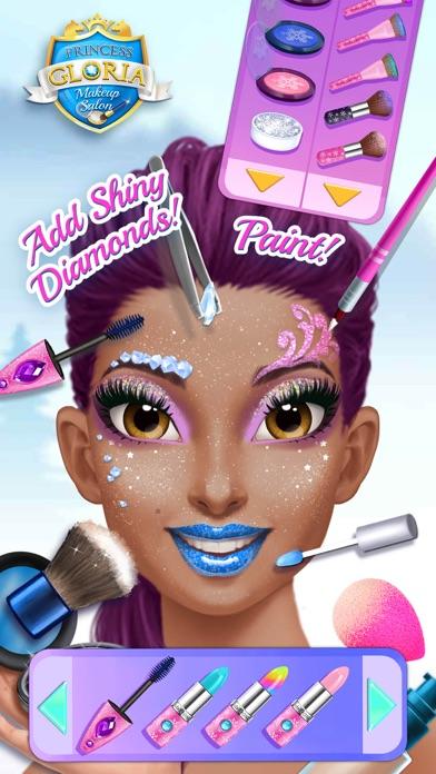 Princess Gloria Makeup Salon screenshot 3