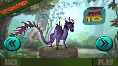 Monster Angry Dragon: Jurassic Rampage Challenge