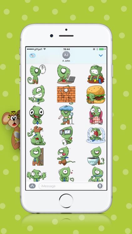 Sticker Fever screenshot-3