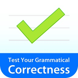 Test Your Grammatical Correctness Lite