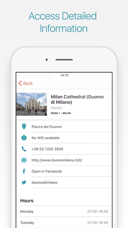 Milan Travel Guide and Offline City Map