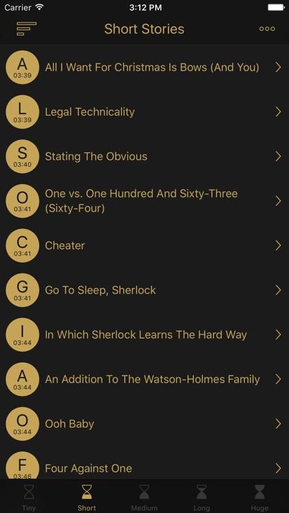 Sherlock Holmes Fan Fiction