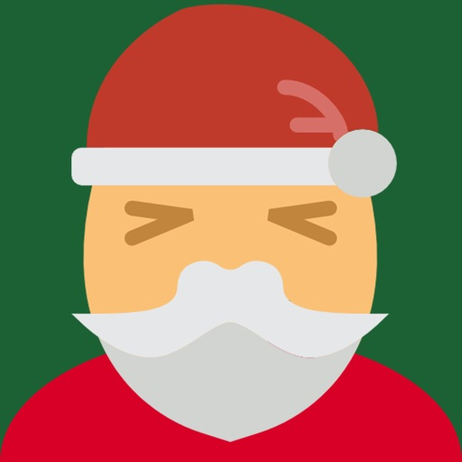SantaMojis - Christmas Emoji Stickers Keyboard Pro