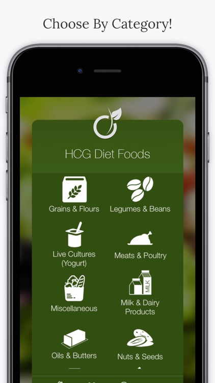 HCG Diet Foods screenshot-2