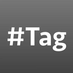 #Tag Keyboard