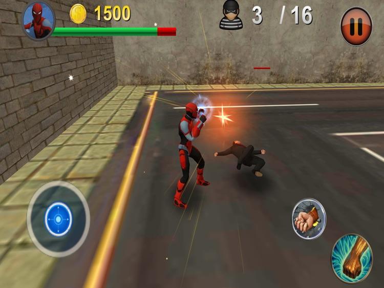 Hero Legend Fighter HD screenshot-3