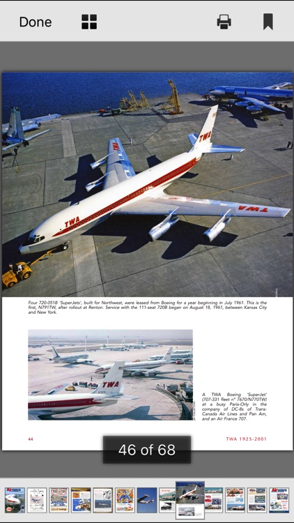 TWA 1925-2001: Airways Classics No 6