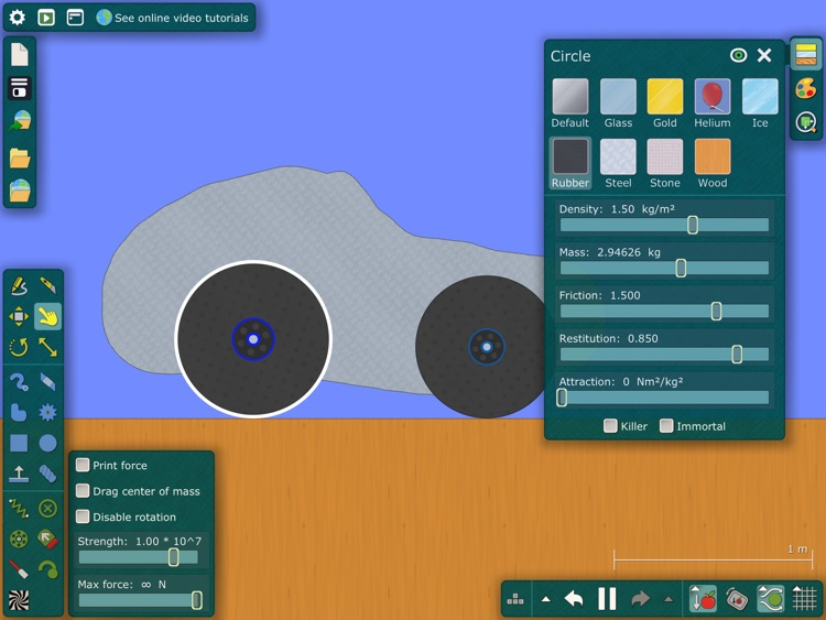 Algodoo screenshot-4