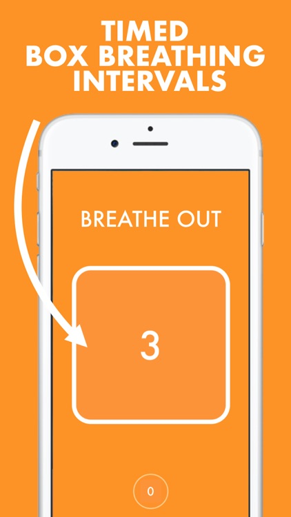 Box Breathing App