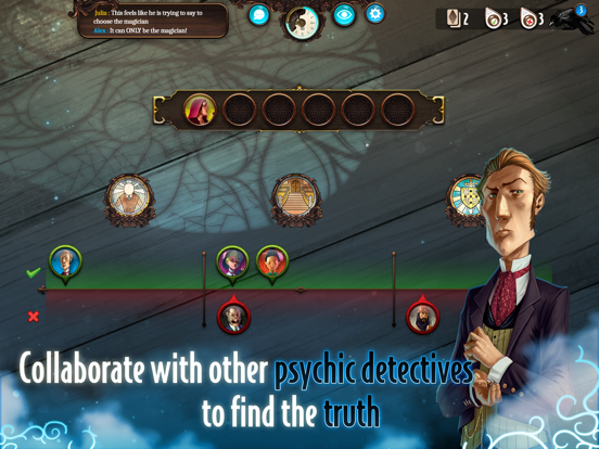 Mysterium: A Psychic Clue Gameのおすすめ画像5