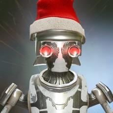 Activities of Christmas Sniper Shooting 2016 – Robot War Tanks