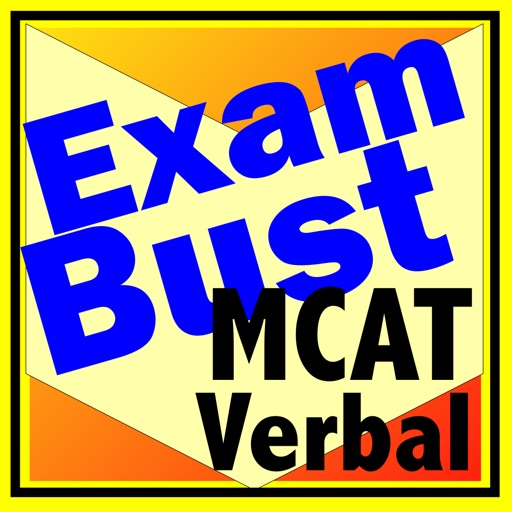 MCAT Prep Verbal Flashcards Vocabulary Exambusters