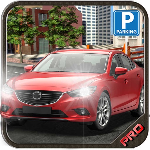 3D Dream Car Parking Simulator Pro app logo