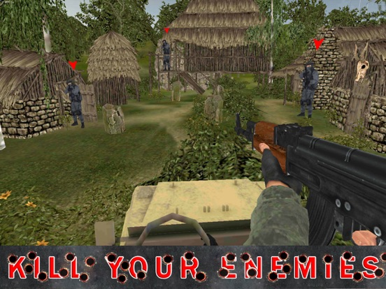 Frontline Shooter Warfare - Anti Terrorist Games screenshot 8