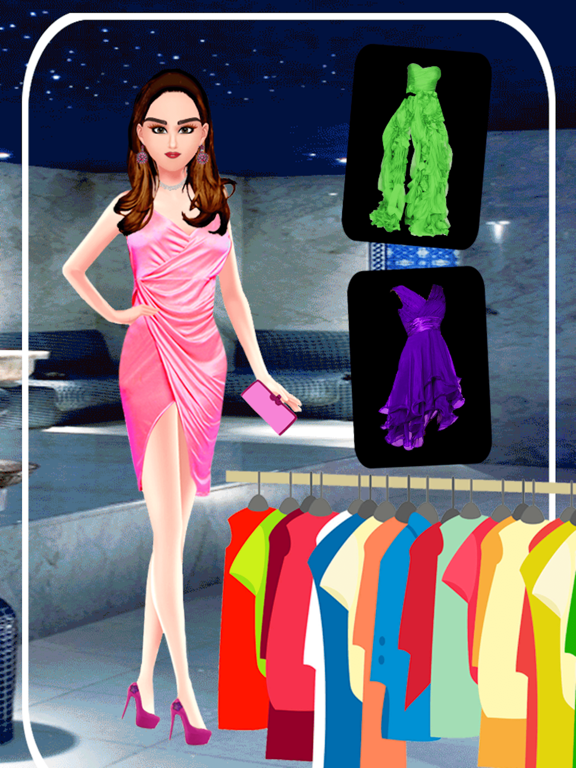 Fashion Girl Salon Glam Doll Makeover Girls Games App Price Drops