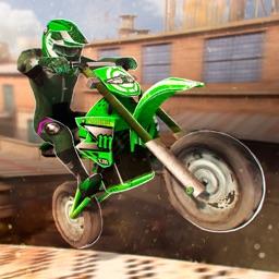 MX Dirt Bike Racing Mountain