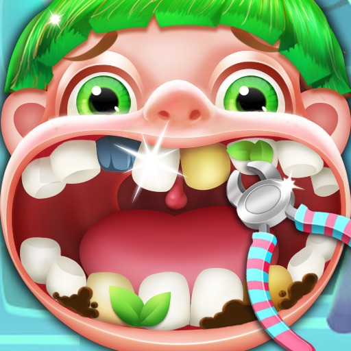 Baby Dentist-Private doctor clinic cute health
