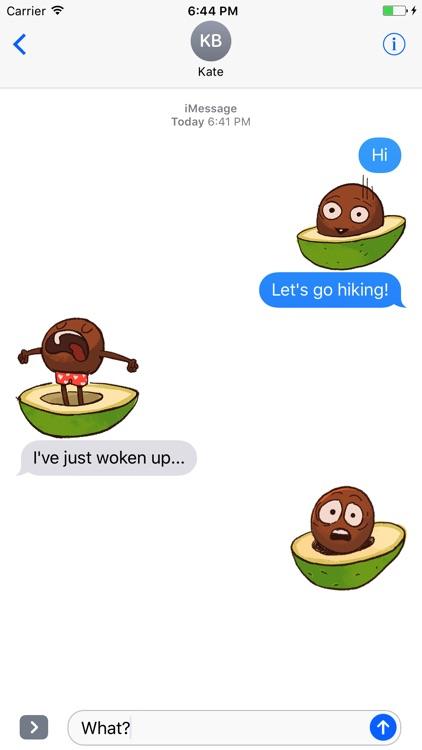AvocadoMoji