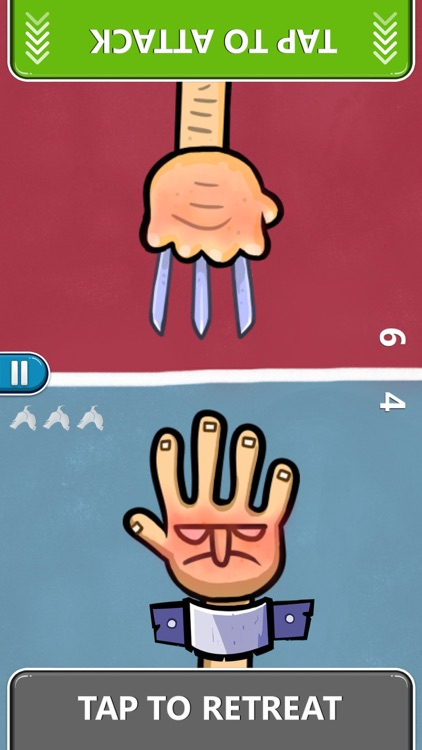 Red Hands - Fun 2 Player Games screenshot-3