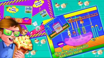 Ice Cream Mania Maker Chef screenshot three