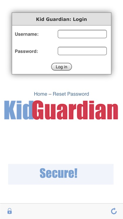 Kid Guardian screenshot-1